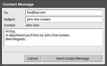 how to download contact in zimbra